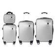 مجموعه چهار عددی چمدان اسپرت من مدل NS001 thumb 4