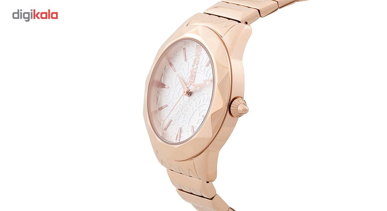 ساعت مچی عقربه ای زنانه جاست کاوالی مدل JC1L003M0085