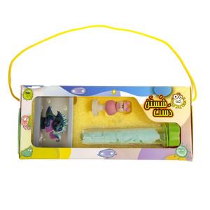 صابون شست و شوی کودک مدل کاغذی -10 گرم به همراه مهر و استامپ