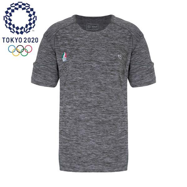 تی شرت ورزشی زنانه مل اند موژ مدل W07049-600