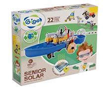 ساختنی جامع گیگو Senior Solar