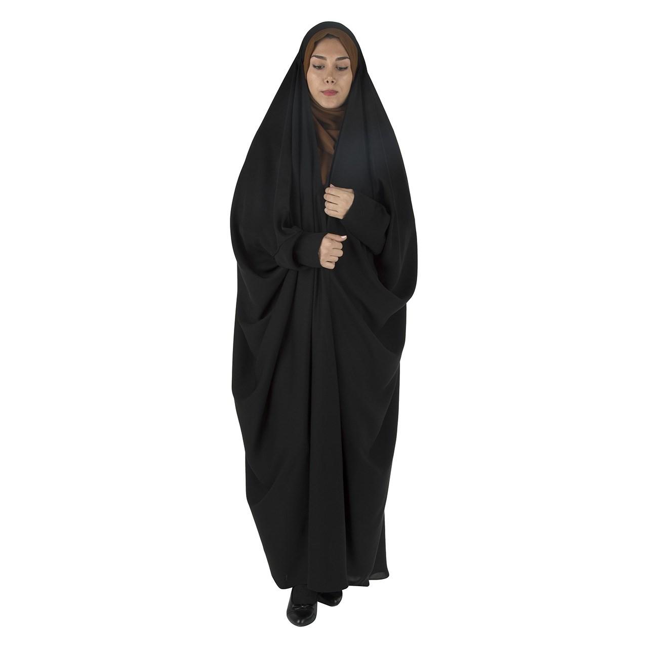 چادر زنانه اسلامی تکستیل مدل 8005