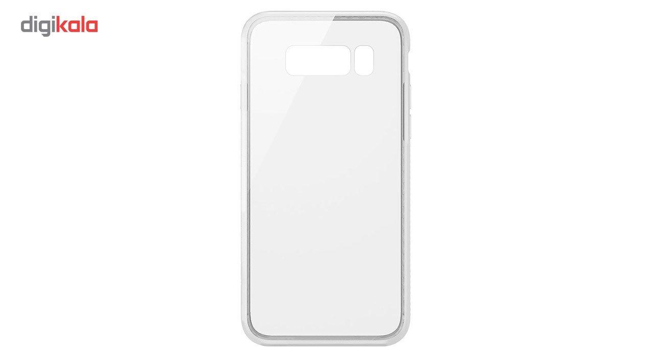 کاور مدل Clear TPU مناسب برای گوشی موبایل سامسونگ Note 8 main 1 1