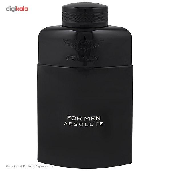 ادو پرفیوم مردانه بنتلی مدل For Men Absolute حجم 100 میلی لیتر  Bentley For Men Absolute Eau De Pa