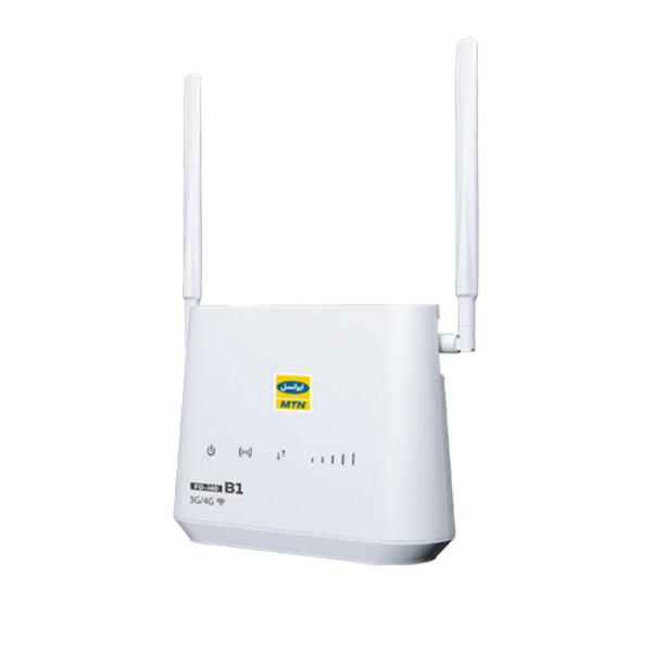 مودم 3G/4G قابل حمل ایرانسل مدل i40 b1 به همراه 70 گیگ اینترنت 3 ماهه