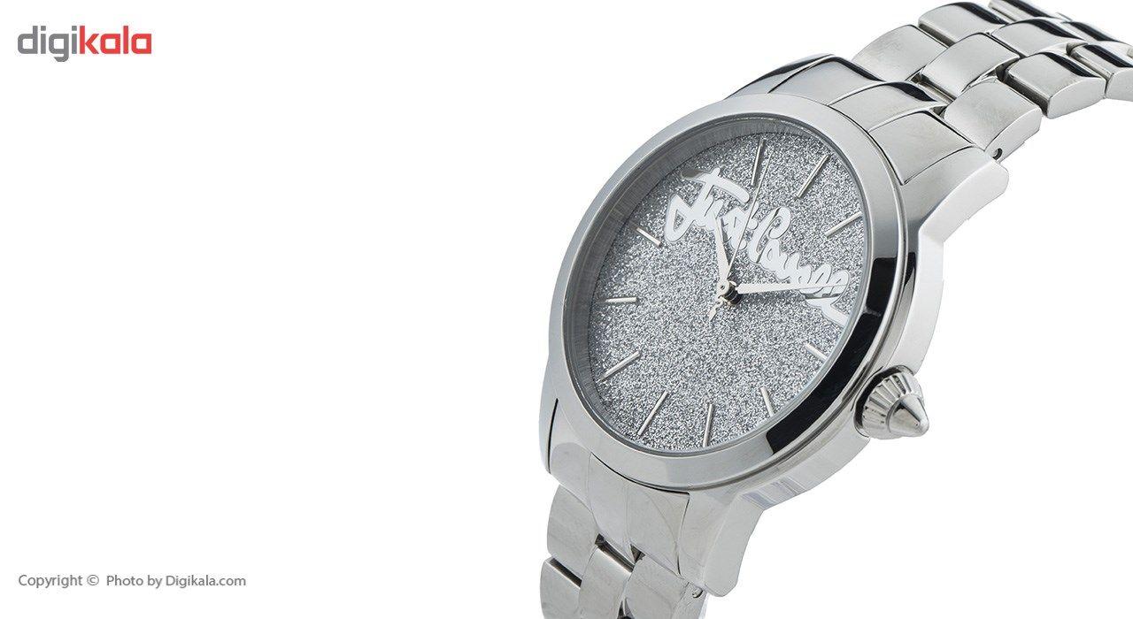 ساعت مچی عقربه ای زنانه جاست کاوالی مدل JC1L006M0075 -  - 3