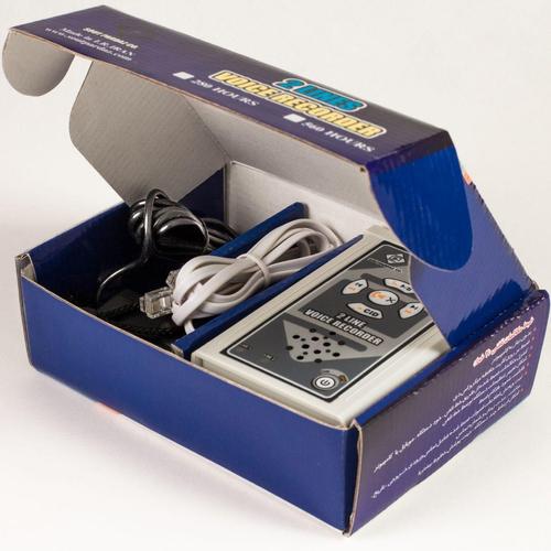 دستگاه ضبط و مدیریت مکالمات تلفن صوت پرداز مدل SP-VR21
