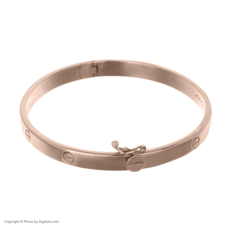 دستبند طلا 18 عیار زنانه مایا ماهک مدل MB1087