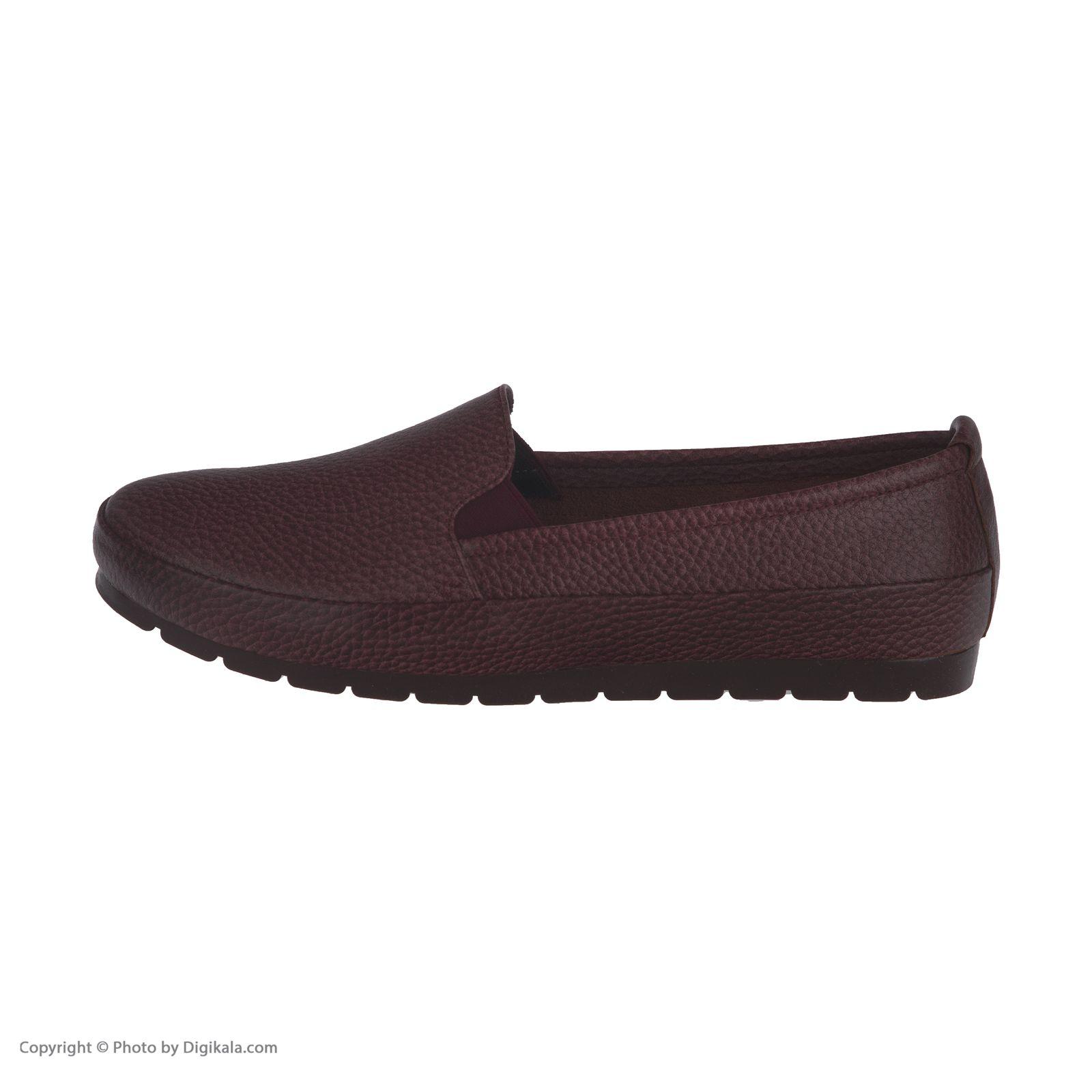 کفش روزمره زنانه بلوط مدل 5313A500115 -  - 3