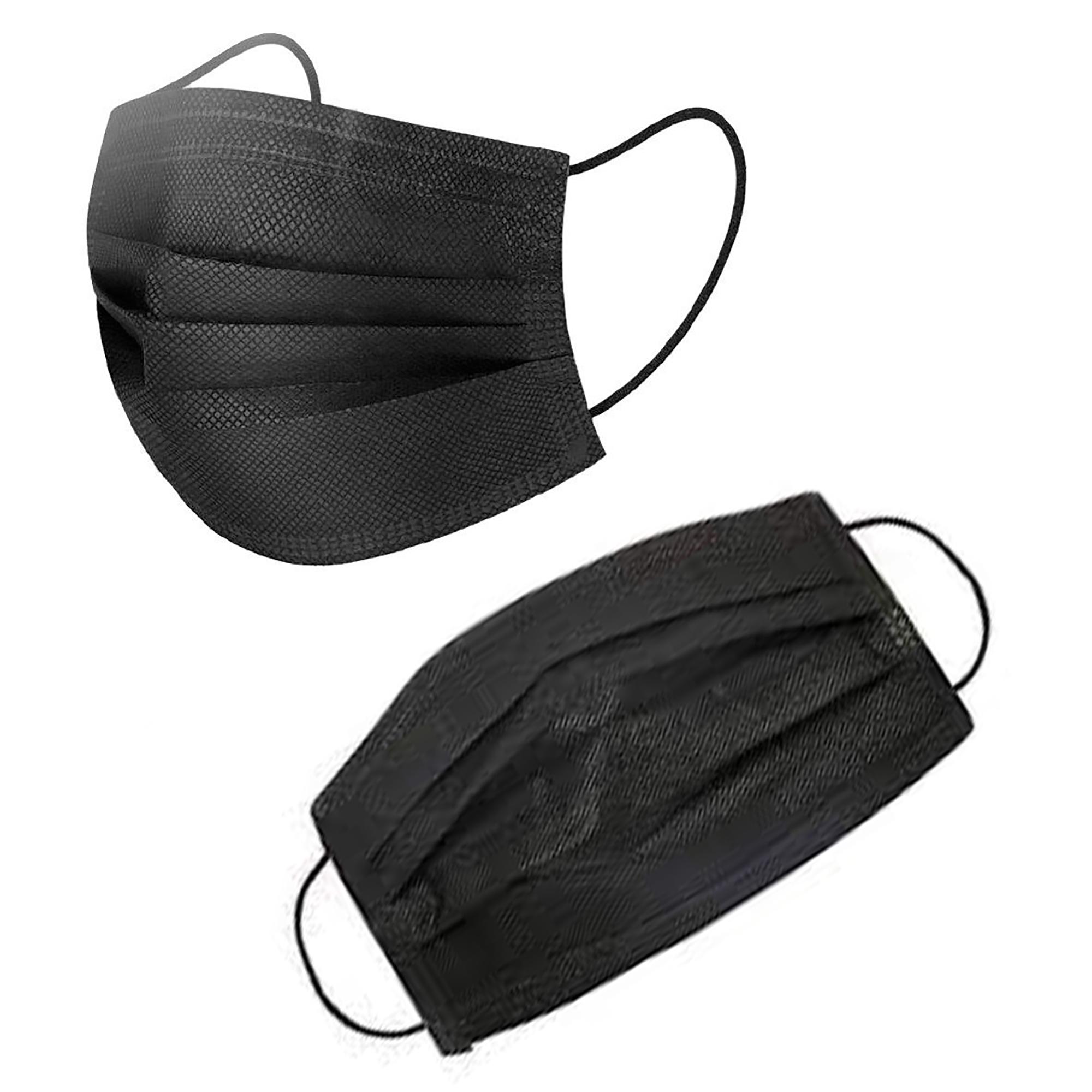 ماسک تنفسی کلینل مدل 3 لایه ملت بلون دار بسته 50 عددی