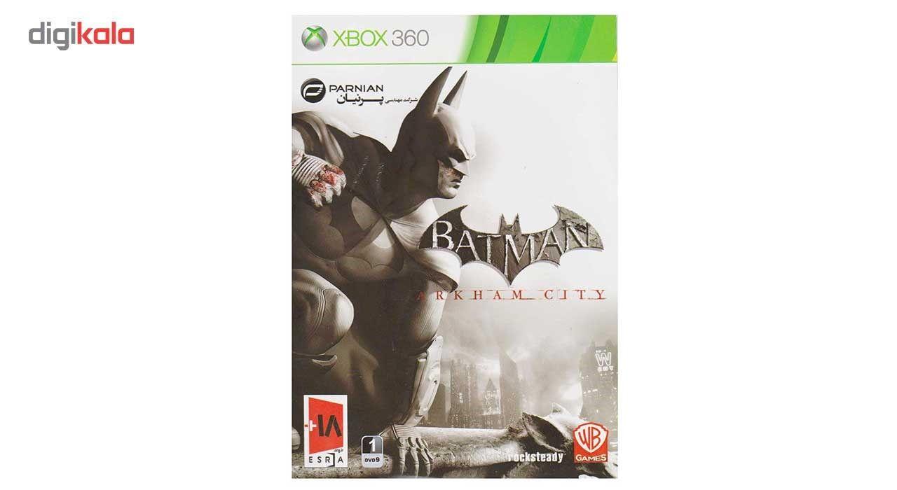 بازی Batman Arkham City مخصوص ایکس باکس 360 main 1 1