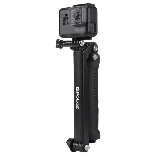 مونوپاد پلوز مدل 3Ways مناسب دوربین های ورزشی
