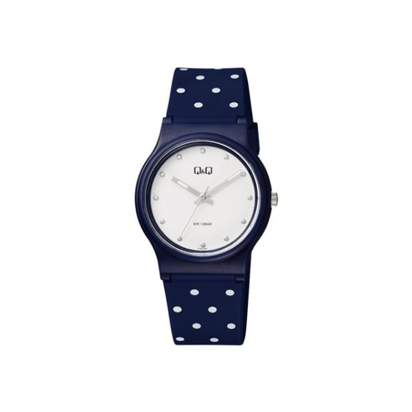 ساعت مچی عقربه ای دخترانه کیو اند کیو مدل VP46J059Y