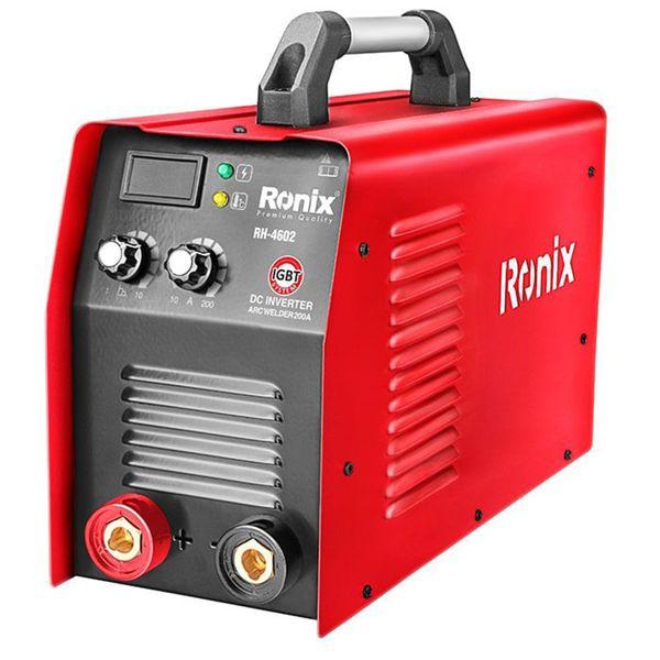 اینورتر جوشکاری 200 آمپر رونیکس مدل RH-4602