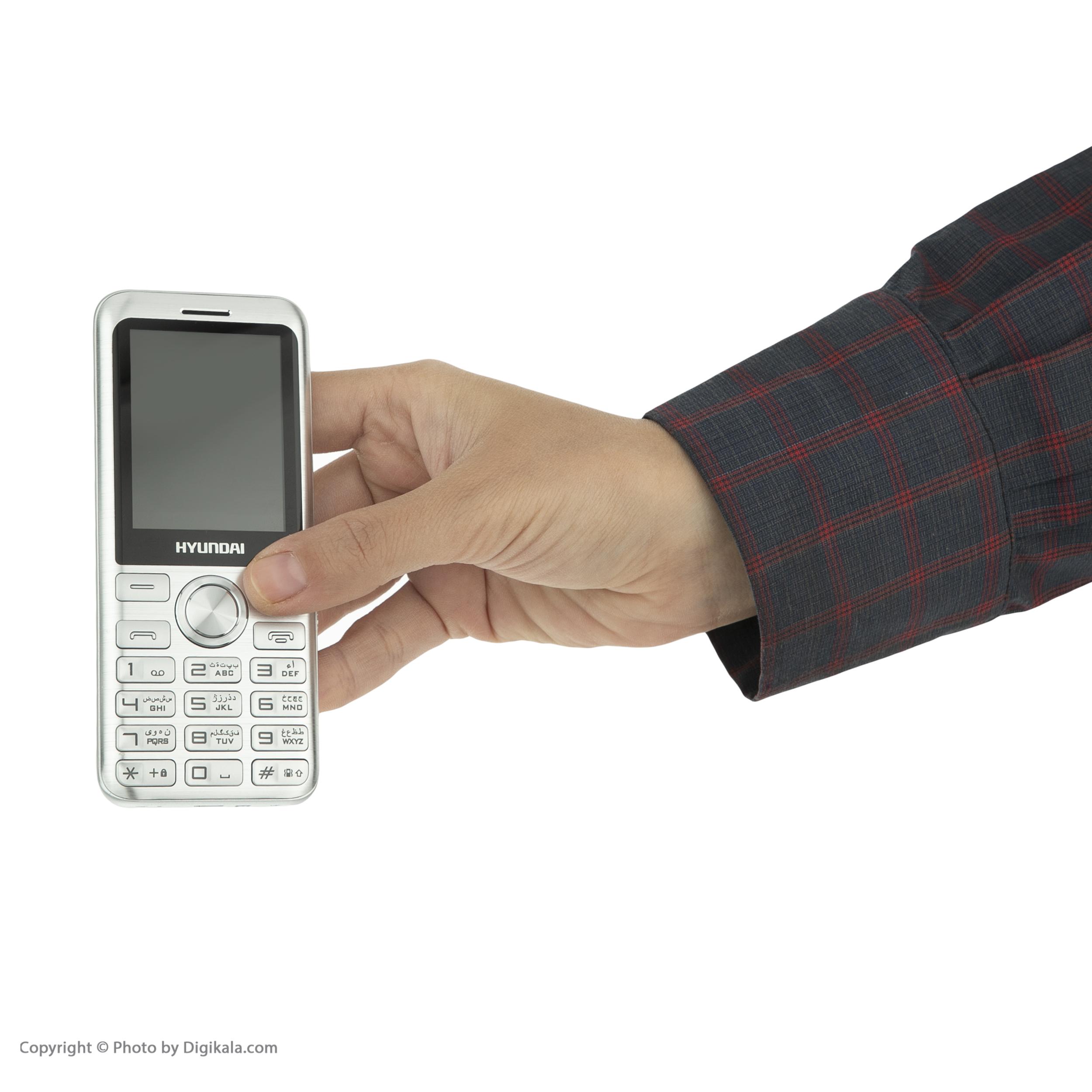 گوشی موبایل هیوندای مدل Seoul K3 دو سیم کارت main 1 13