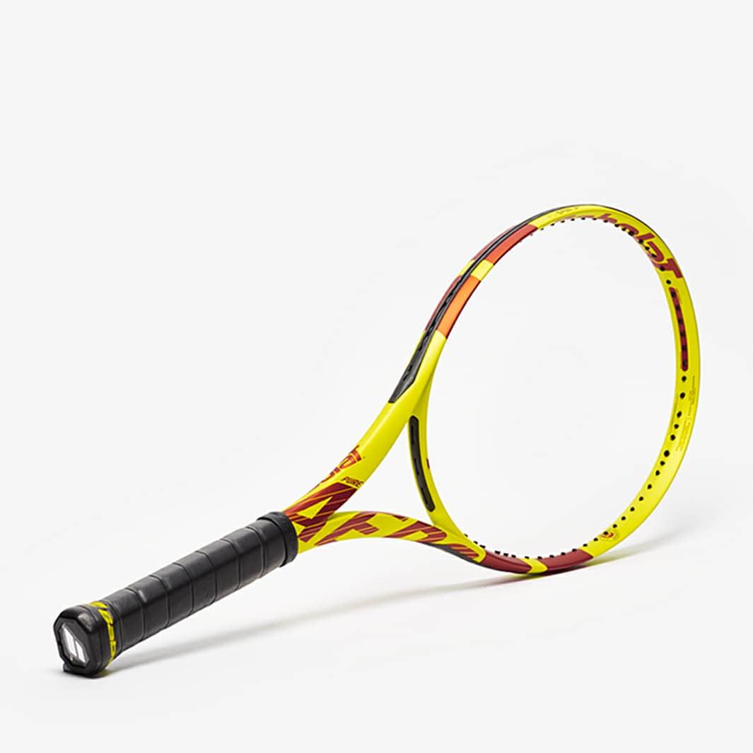 راکت تنیس مدل roland garros