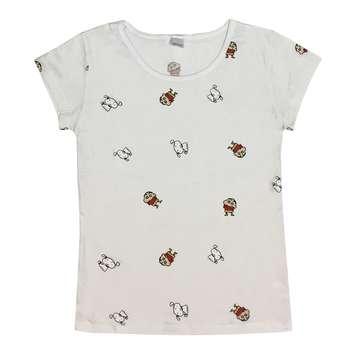 تی شرت زنانه مدل HA_4065