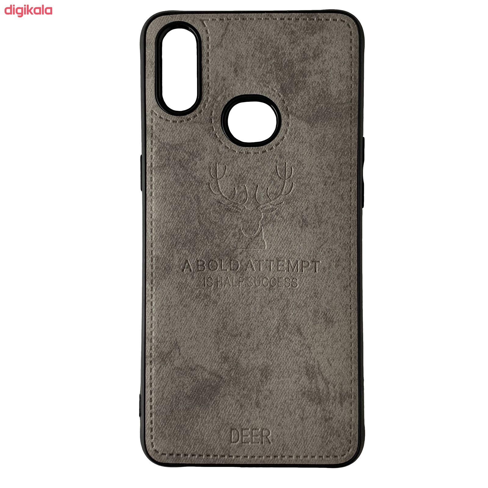 کاور مدل CH10 مناسب برای گوشی موبایل سامسونگ Galaxy A10S main 1 1
