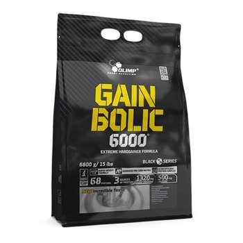 پودر گینر گین بولیک 6000 الیمپ طعم شکلات - 6.8 کیلوگرم