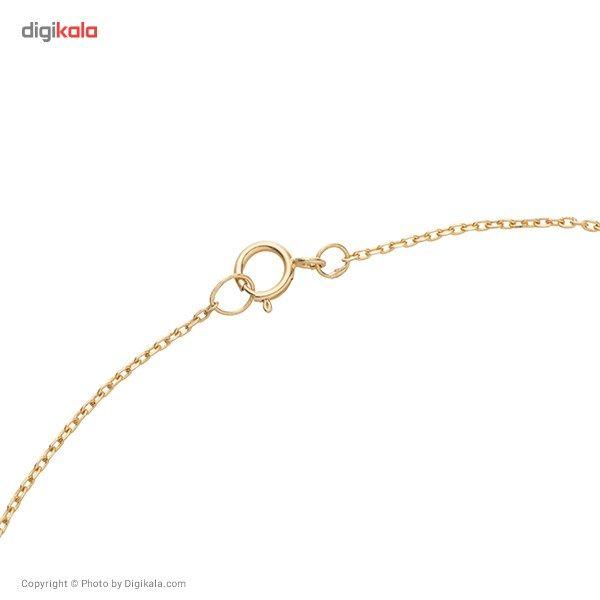 گردنبند طلا 18 عیار ماهک مدل MM0339 - مایا ماهک -  - 5