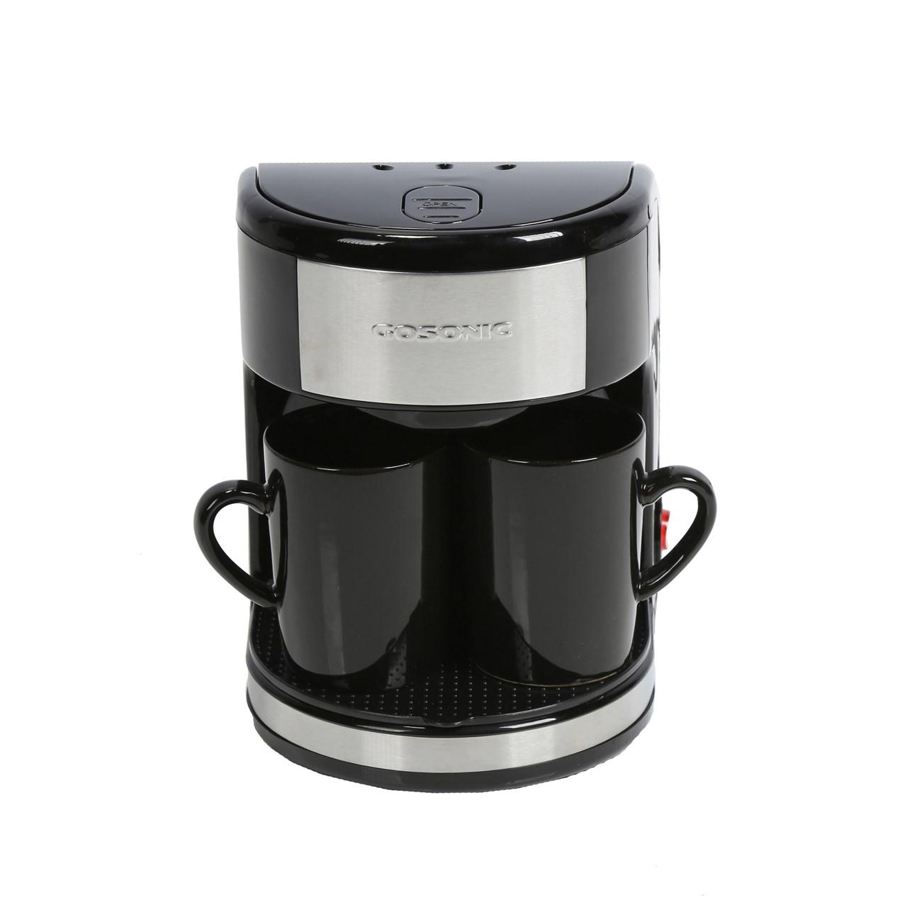 قیمت                      قهوه ساز گوسونیک مدل GCM 861