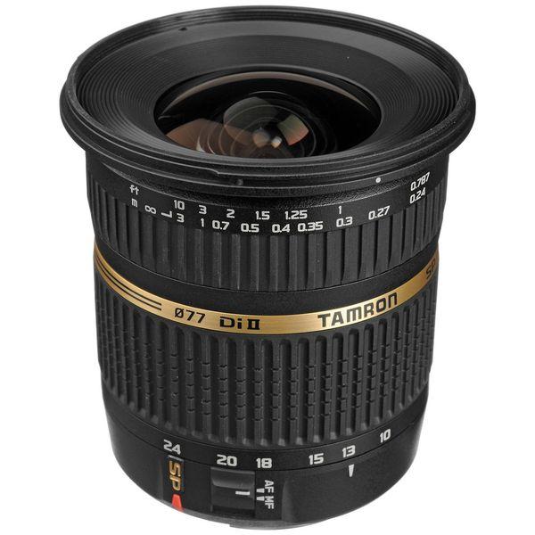 لنز دوربین تامرون مدل 10-24mm f/3.5-4.5 Di II LD SP AF مناسب برای دوربینهای کانن