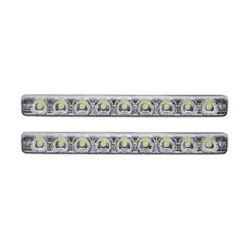 لامپ دیلایت خودرو مدل MDR بسته دو عددی