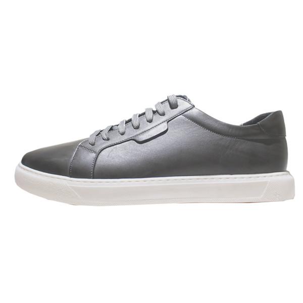 کفش روزمره مردانه چرم آرا مدل Sh018
