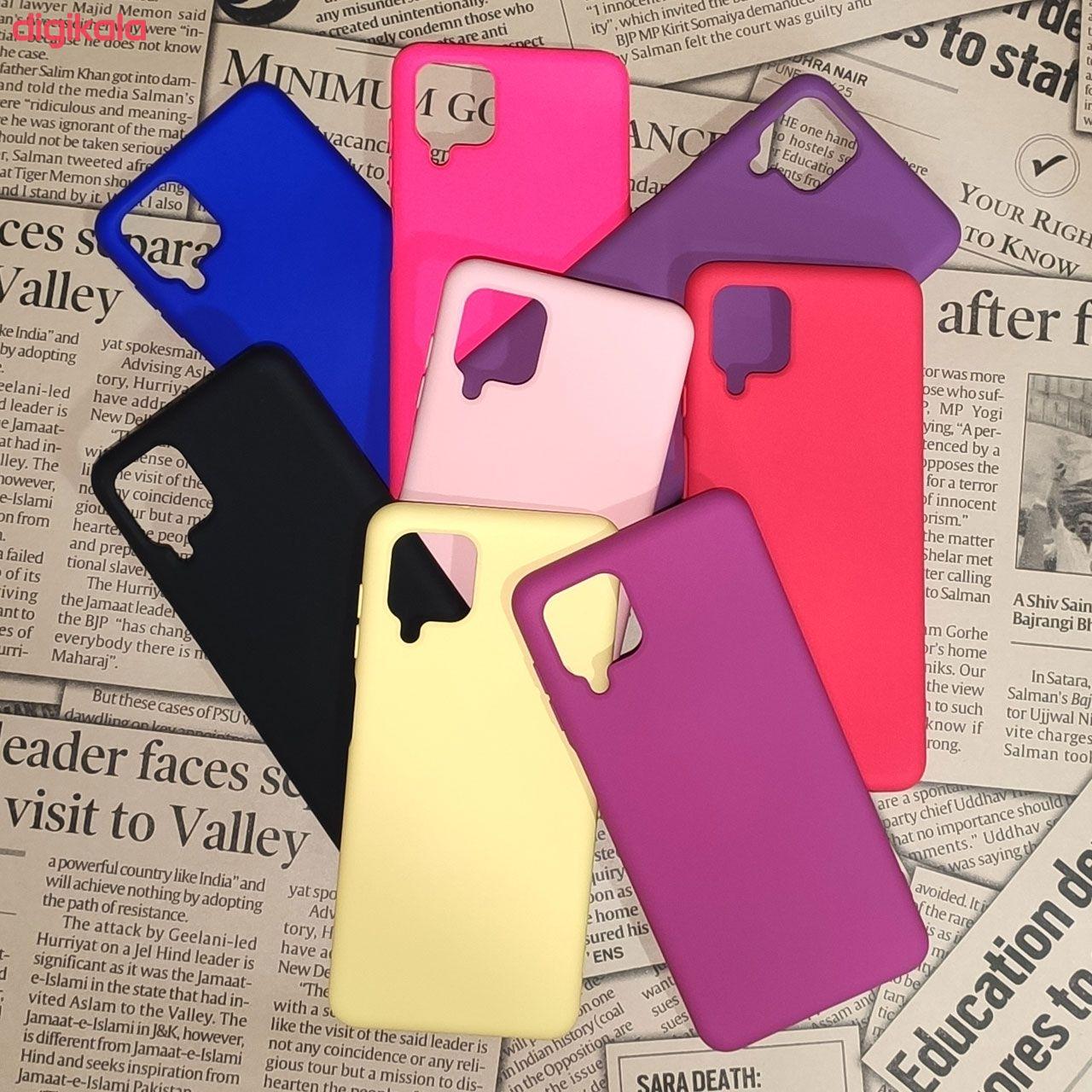 کاور مدل SLCN مناسب برای گوشی موبایل سامسونگ Galaxy A12 main 1 5