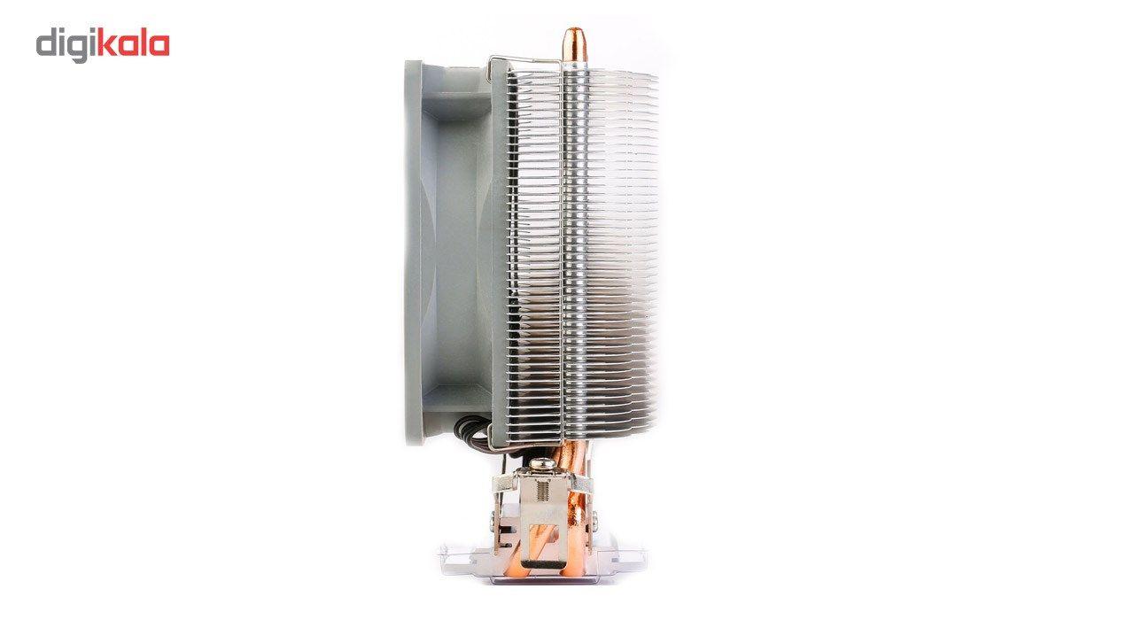 خنک کننده پردازنده گرین مدل NOTUS-95 PWM main 1 4