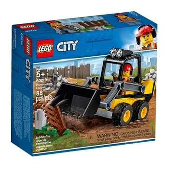 لگو سری city مدل Construction Loader 60219