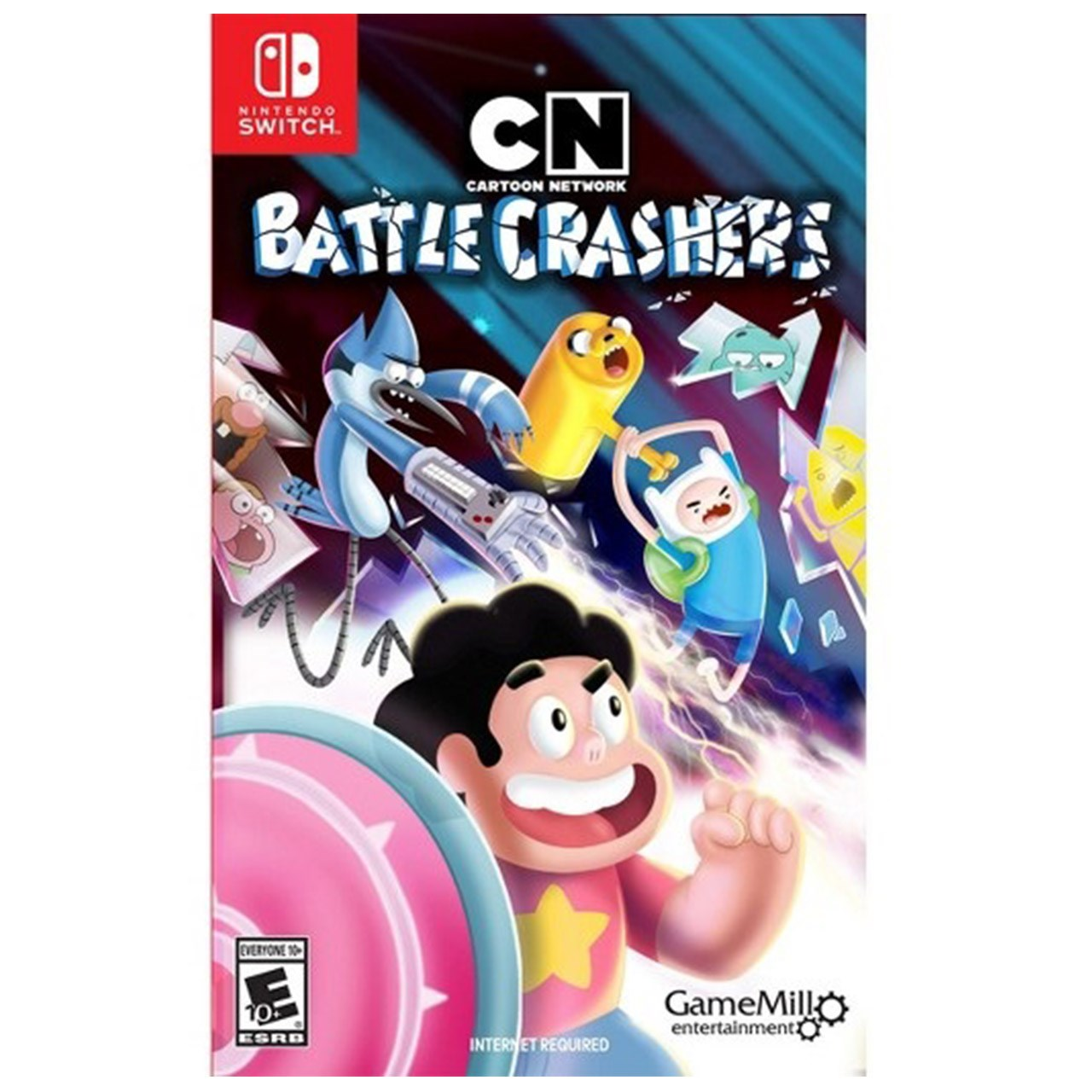 بازی CN Battle Crashers مخصوص Nintendo Switch