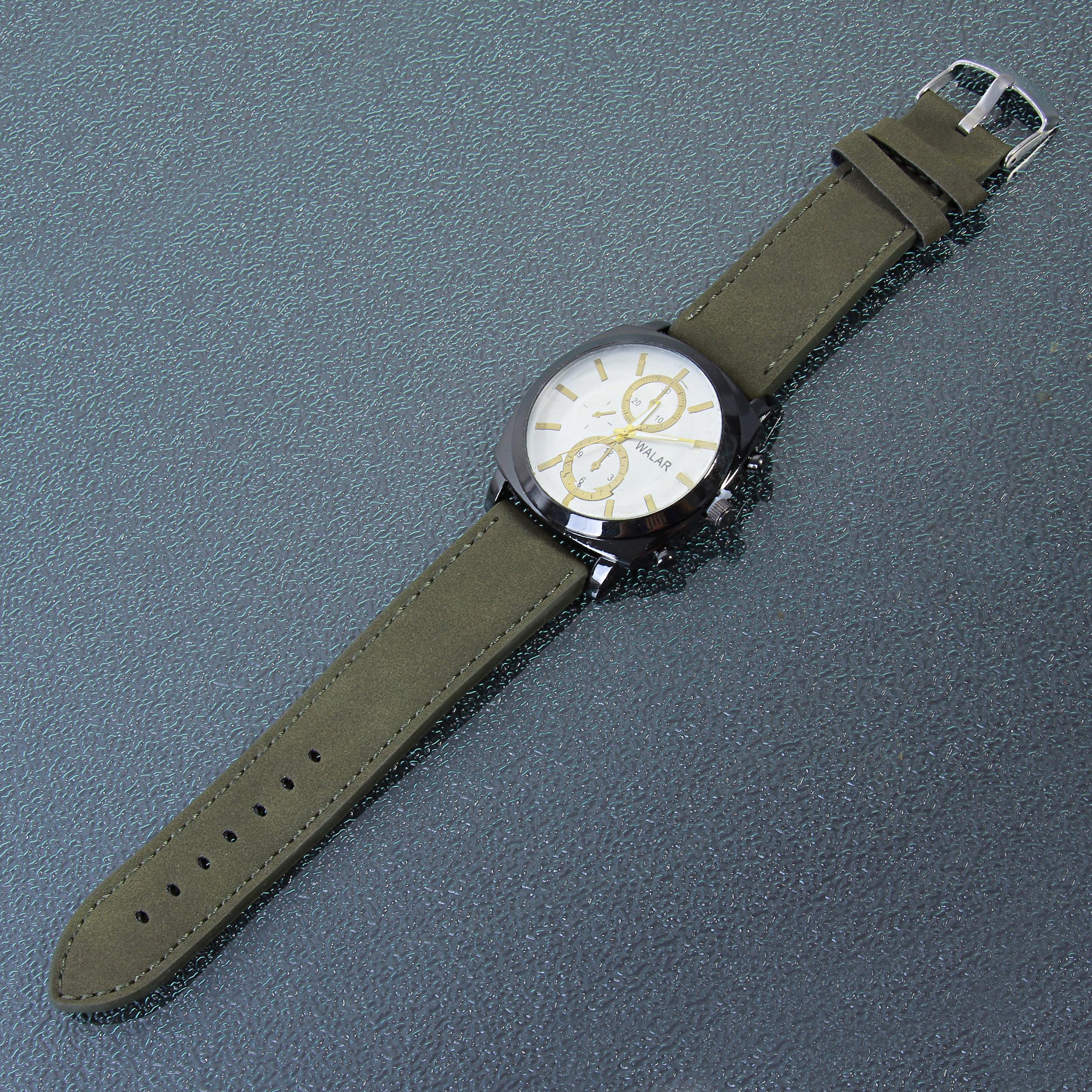 ساعت مچی عقربه ای مردانه والار کد WHM_039              ارزان