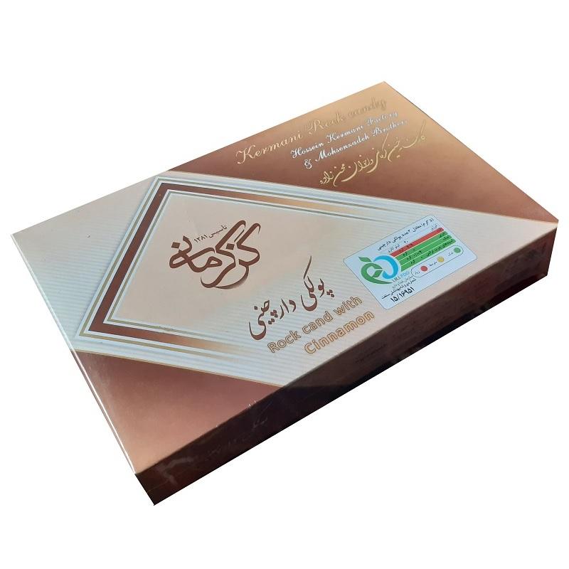پولکی دارچینی گز کرمانی - 450 گرم