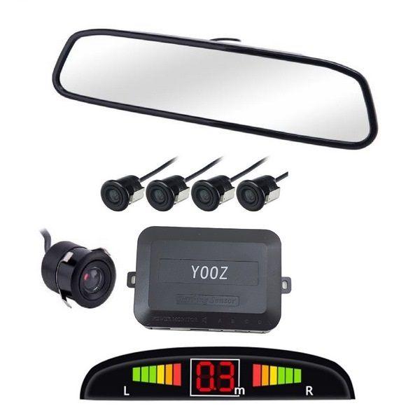 سنسور و دوربین دنده عقب خودرو یوز مدل SH100