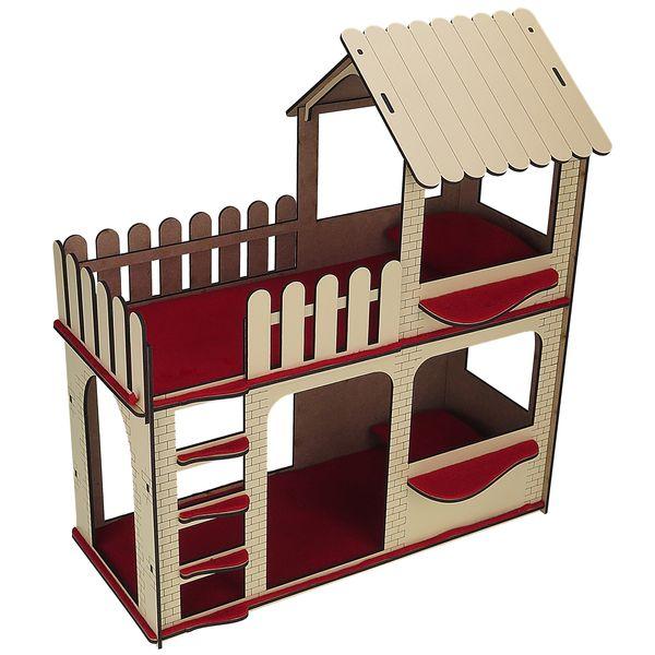 اسباب بازی طرح خانه عروسک کد S2