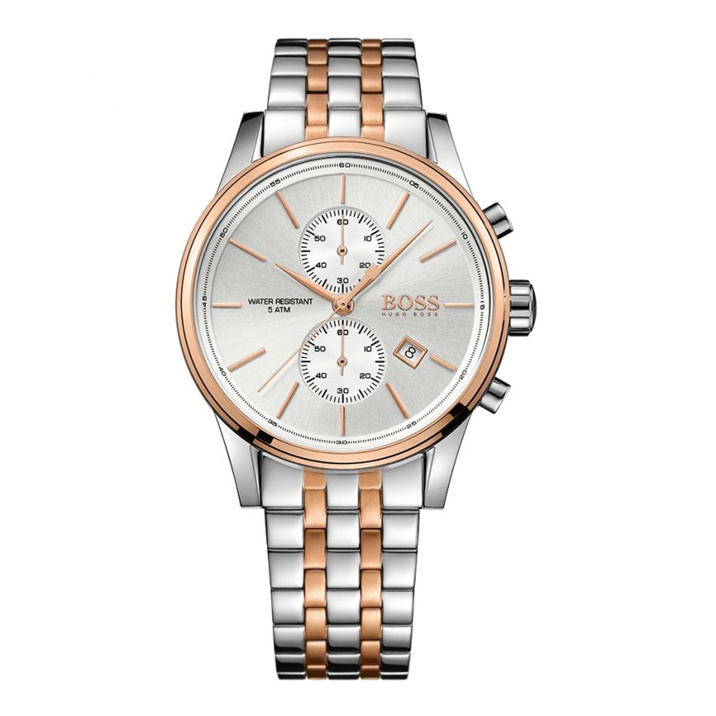 ساعت مچی عقربه ای مردانه هوگو باس مدل 1513385