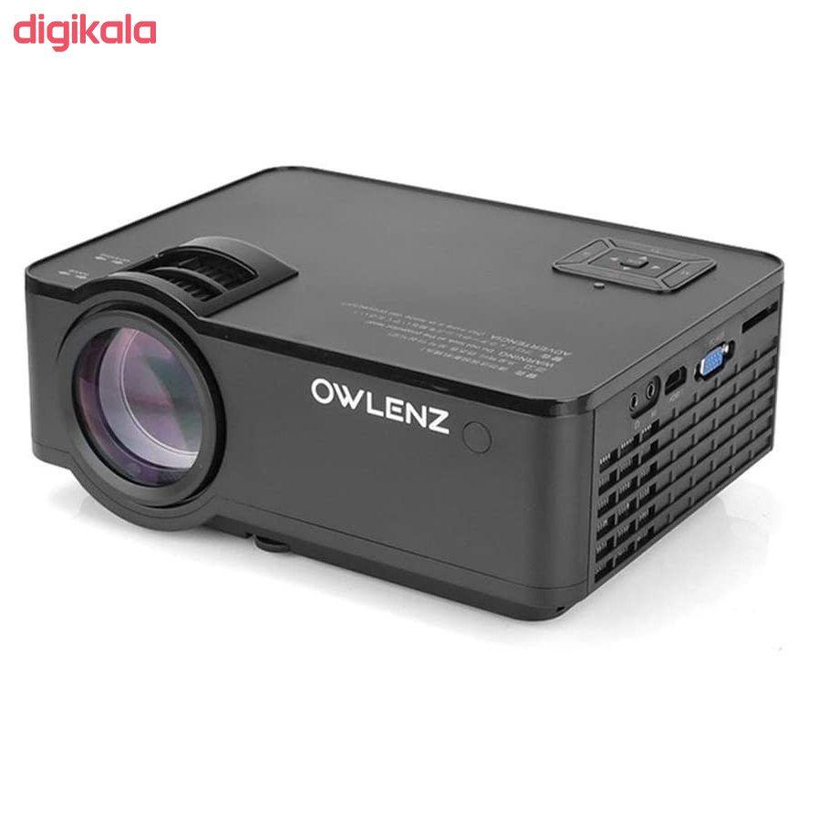 ویدئو پروژکتور النز مدل SD150