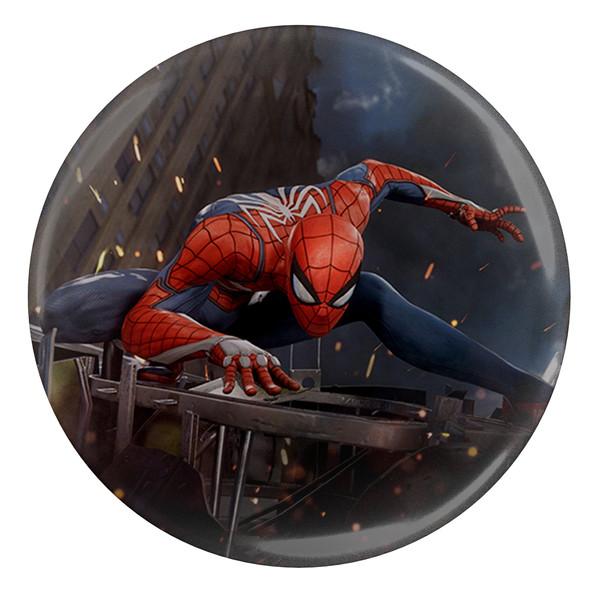 پیکسل طرح مرد عنکبوتی مدل S1590
