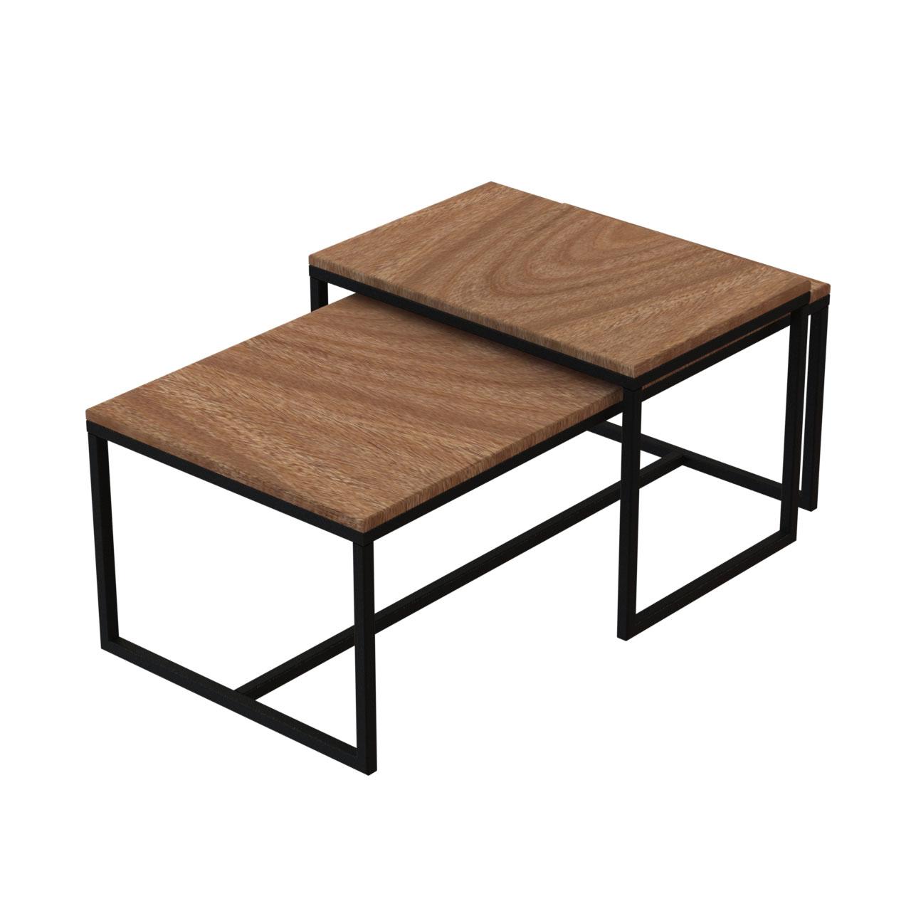 قیمت                      میز جلو مبلی کد 19276 مجموعه 2 عددی