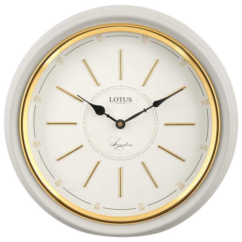 ساعت دیواری لوتوس مدل W-2033-HERSBRUCK