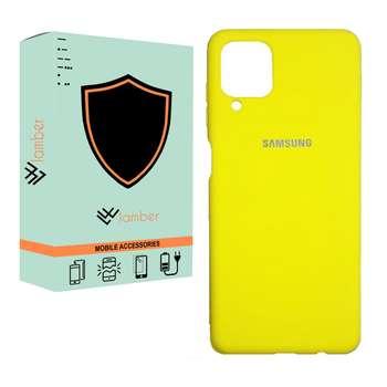 کاور لمبر مدل LAMSLC مناسب برای گوشی موبایل سامسونگ Galaxy A12