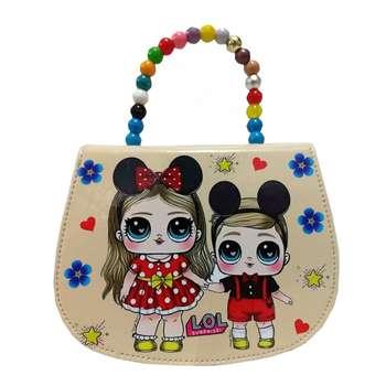 کیف دستی دخترانه کد 00657