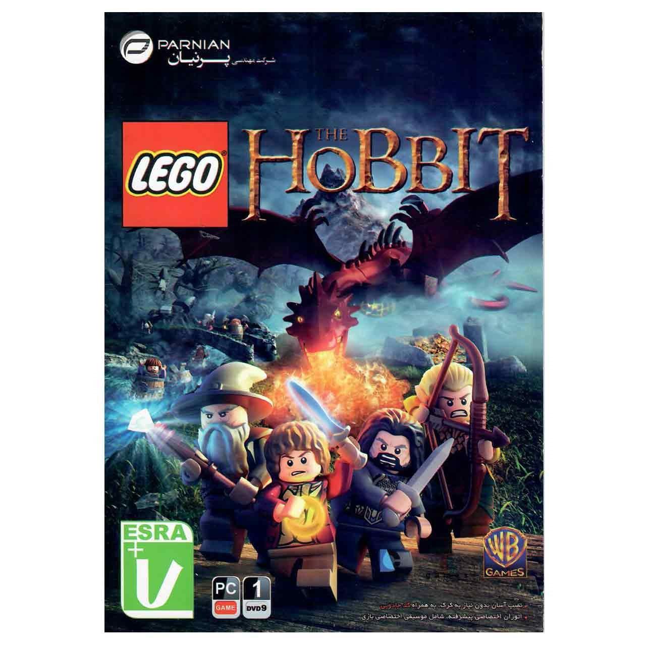 بازی Lego The Hobbit مخصوص PC