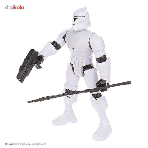 اکشن فیگور استار وارز مدل Droid Trooper