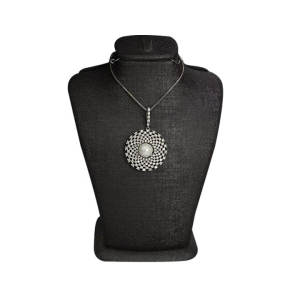 گردنبند نقره زنانه مدل A1083