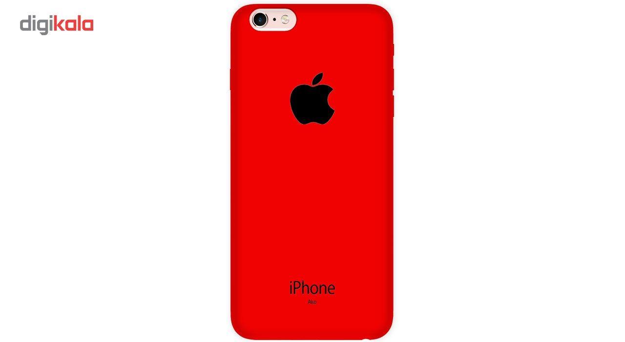 کاور آکو مدل colorland مناسب برای گوشی موبایل آیفون 6/6s main 1 1