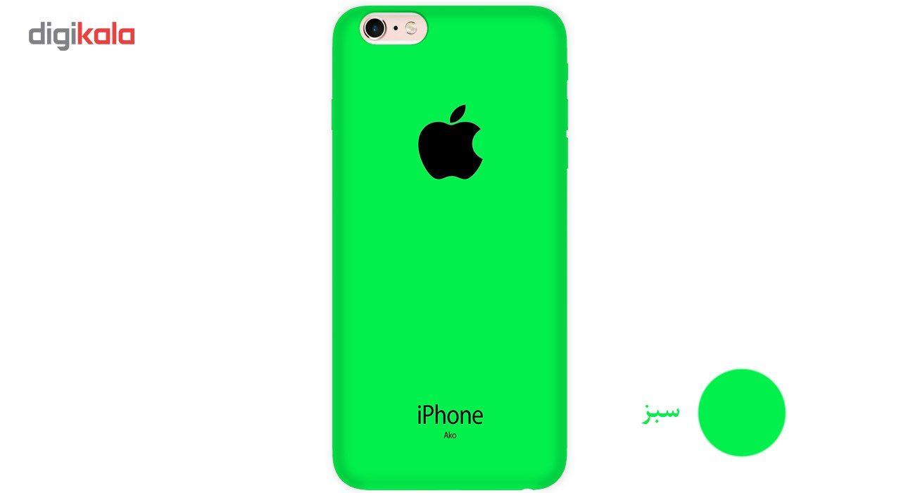 کاور آکو مدل colorland مناسب برای گوشی موبایل آیفون 6/6s main 1 6