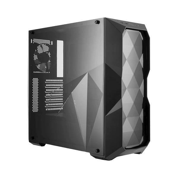 بررسی و {خرید با تخفیف} کیس کامپیوتر کولر مستر مدل MasterBox TD500L اصل