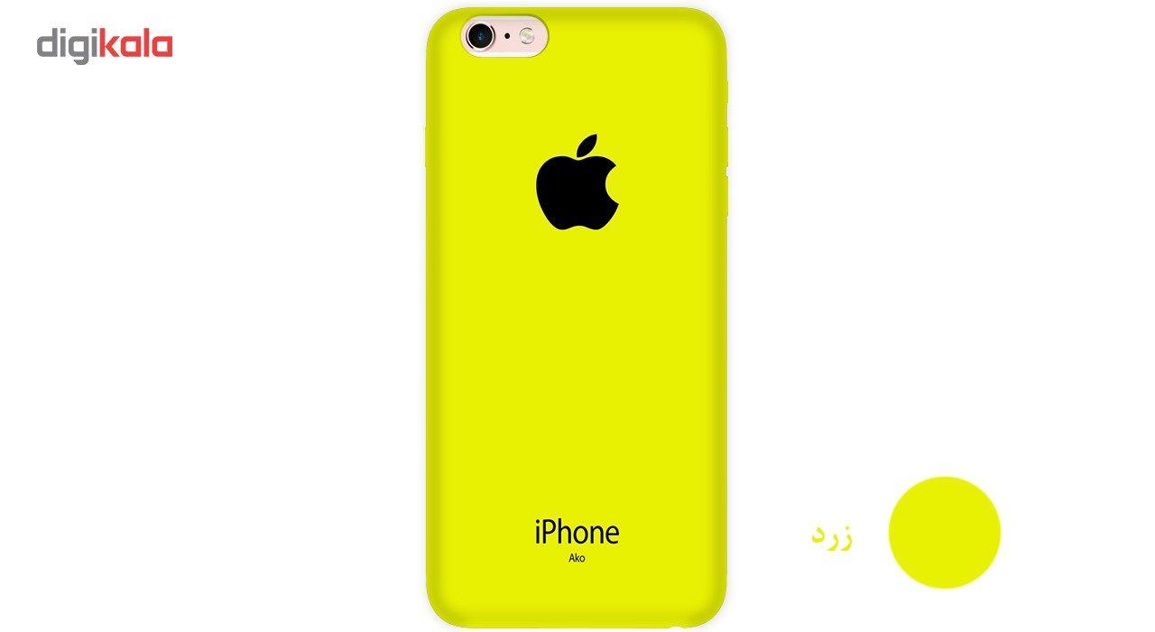 کاور آکو مدل colorland مناسب برای گوشی موبایل آیفون 6/6s main 1 7